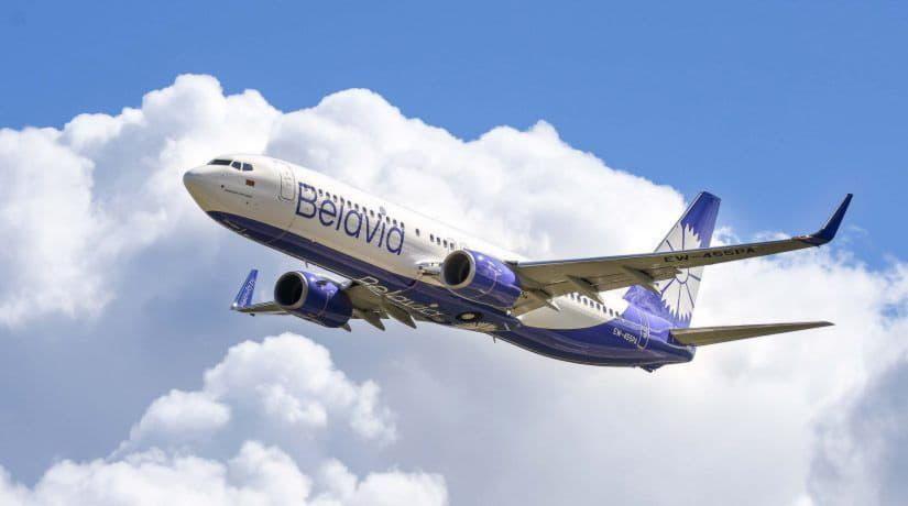 Самолет «Белавиа» получил повреждения в «Борисполе»