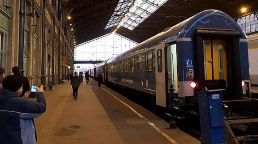 «Укрзализныця» запускает ежедневный поезд Мукачево — Будапешт