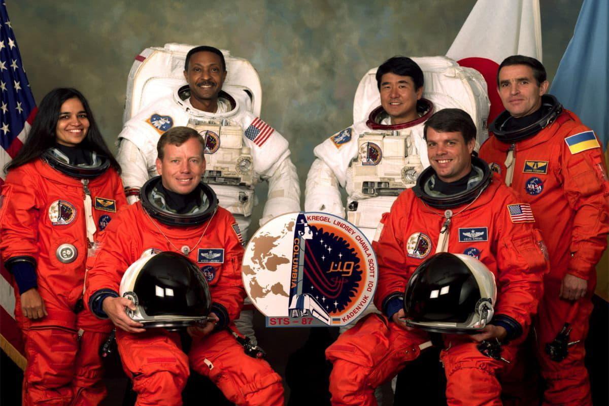 Леонид Каденюк, космонавт, украинский космонавт, миссия STS-87, астронавты