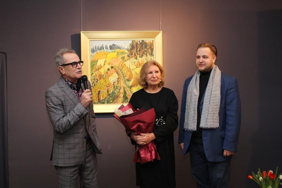 живопись, Ольга Кравченко