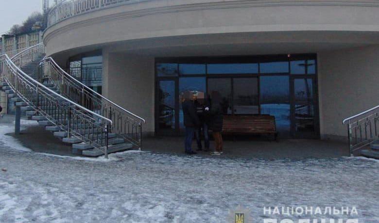 Разбой Почтовая площадь