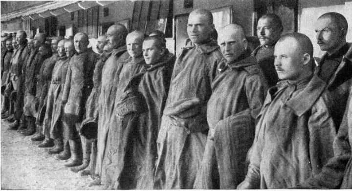 пленные
