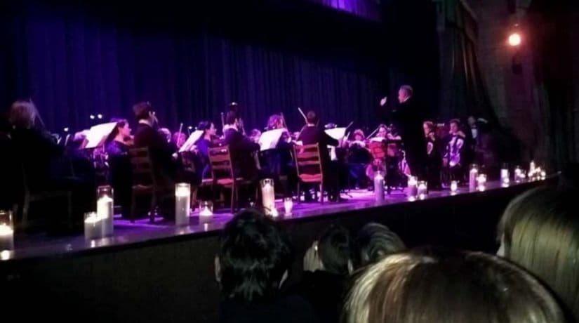 В Доме художника состоится концерт при свечах