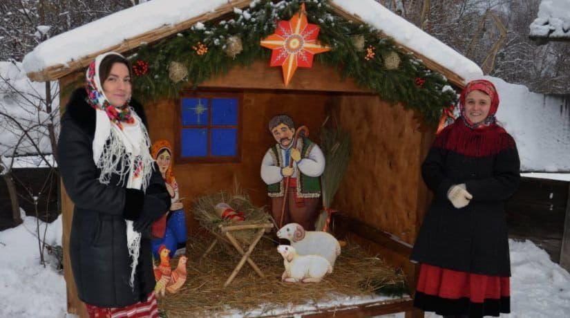 Рождество Пирогово