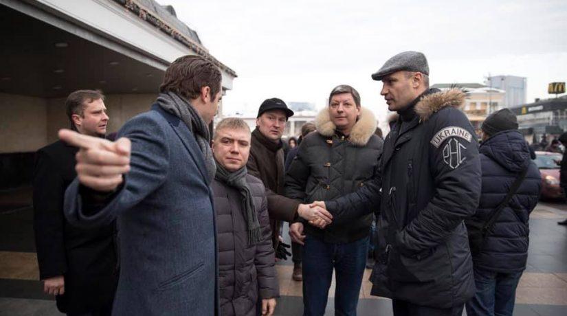 Омелян предложил передать Центральный железнодорожный вокзал вконцессию
