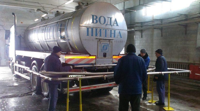 17 июля в Киеве отключат водоснабжение по ряду адресов
