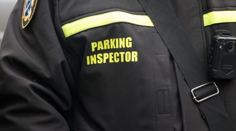 Парковочный инспектор