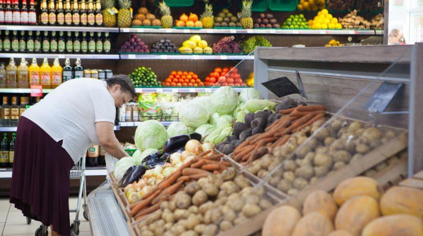 Киев возглавил рейтинг регионов с самыми высокими ценами на социальные продукты