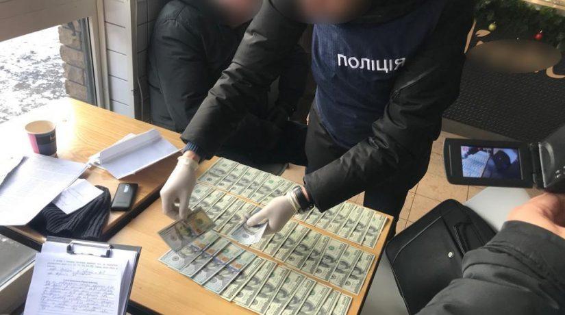Чиновник Минрегиона задержан на взятке $5 тысяч