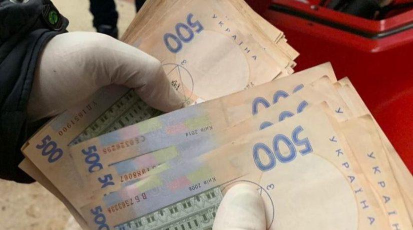 Чиновника «Укрзализныци» задержали на взятке 250 тысяч гривен
