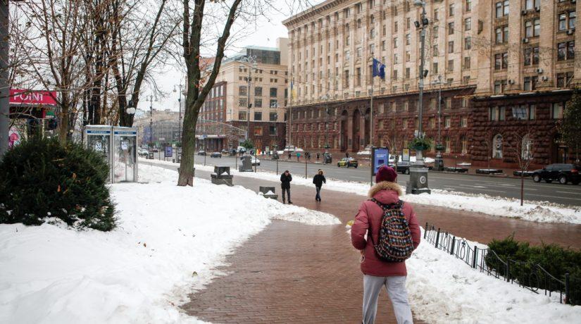 КГГА зима