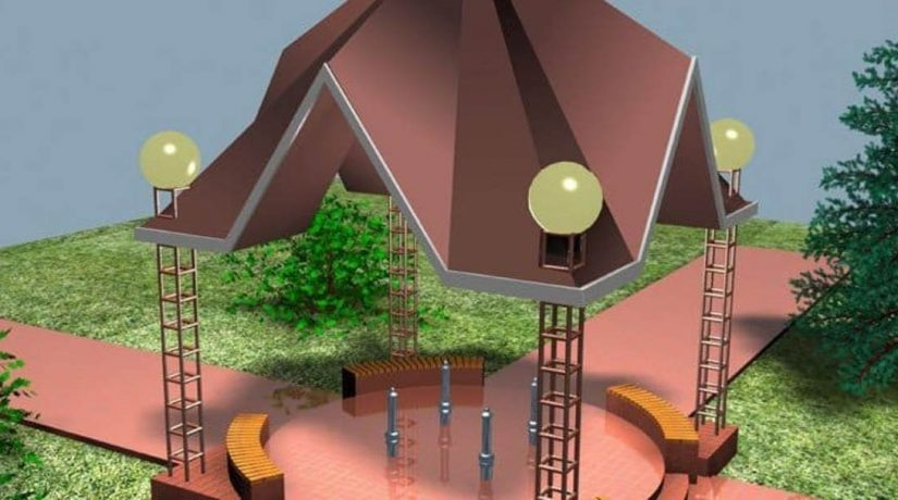 В пяти районах города появятся новые бюветные комплексы