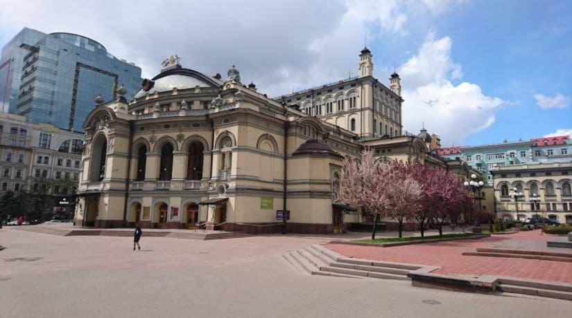 Какой ремонт ожидает Оперный театр и где земля уходит из-под ног