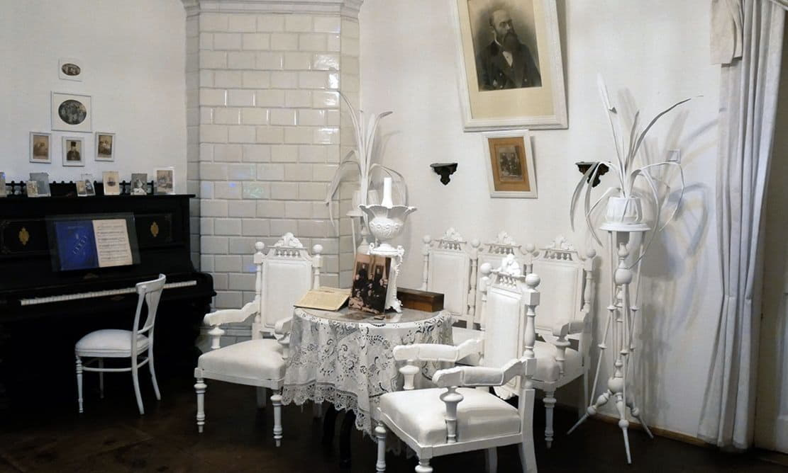 Булгаков, музей