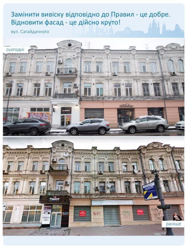 Подол, историческое здание