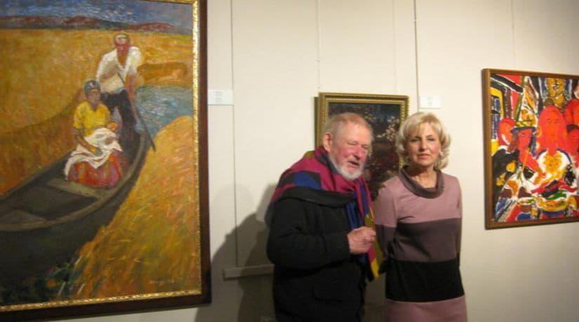 выставка, Музей современного искусства Украины