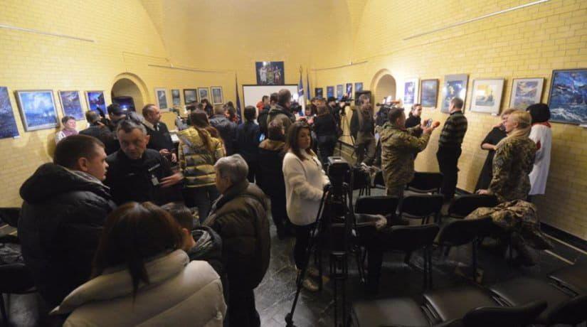 выставка, военнопленные
