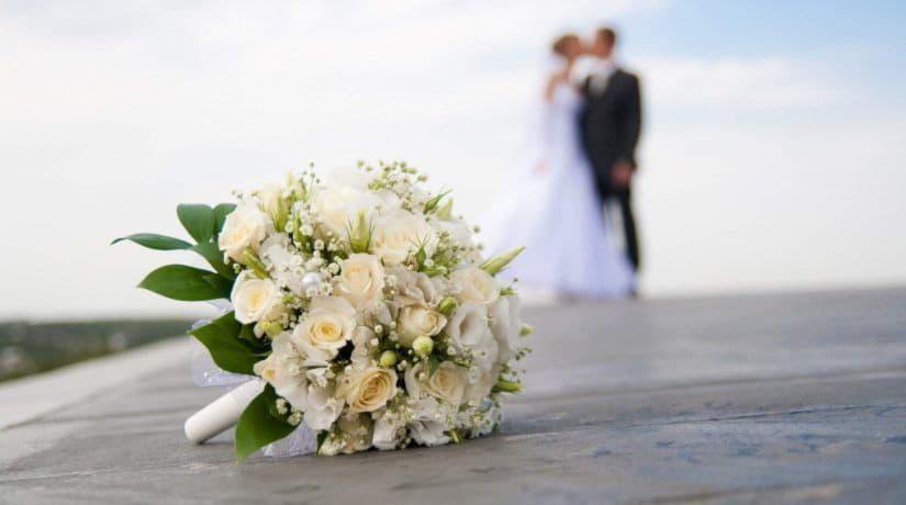 В День святого Валентина в Украине поженились почти 2500 пар