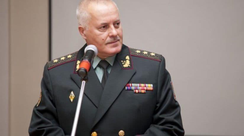 Экс-начальник Генштаба Владимир Замана задержан по подозрению в госизмене