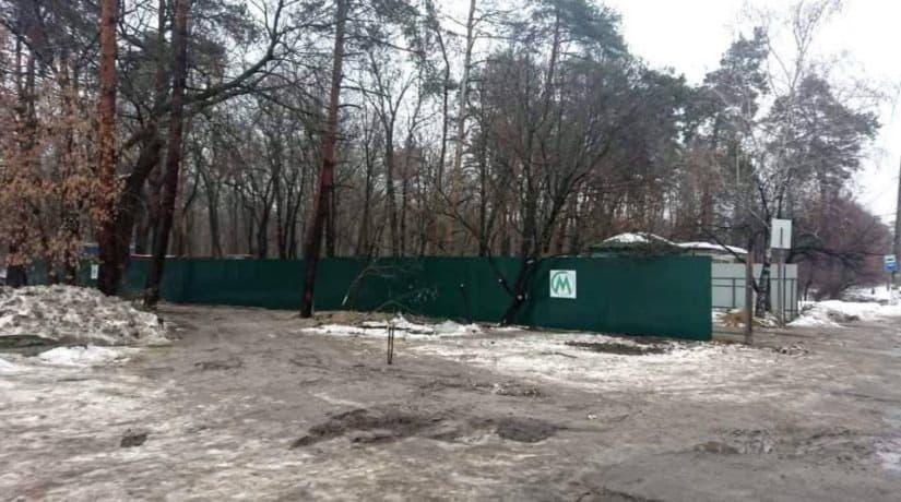 Кличко назвал сроки строительства метро на Виноградарь