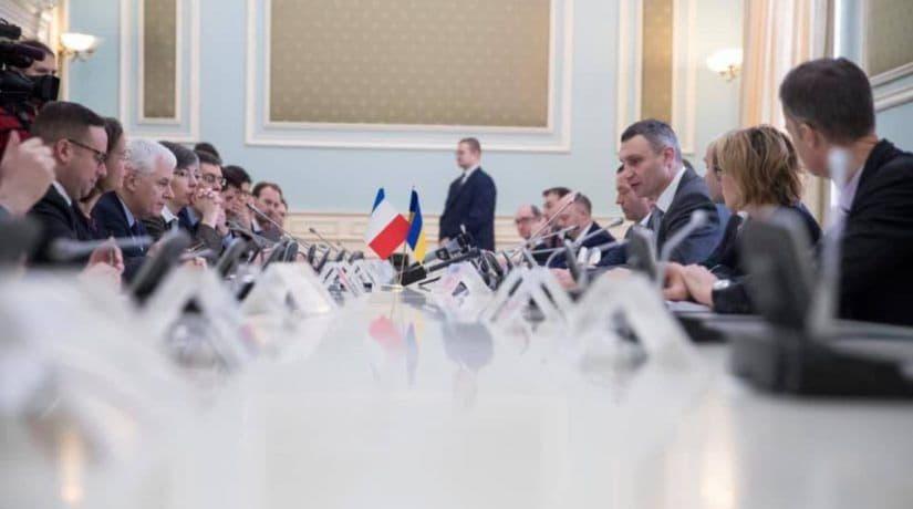 Франция поможет Киеву бороться с отходами