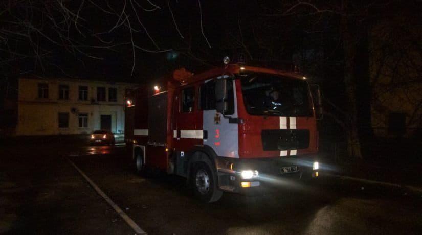 За сутки в Киеве сгорели четыре автомобиля