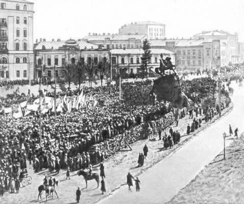 Красный парад