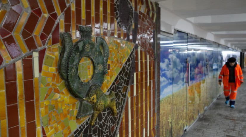 В переходе под Майданом Незалежности может появиться музей