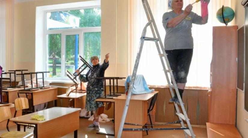 На Соломенке отремонтируют полсотни садов и школ