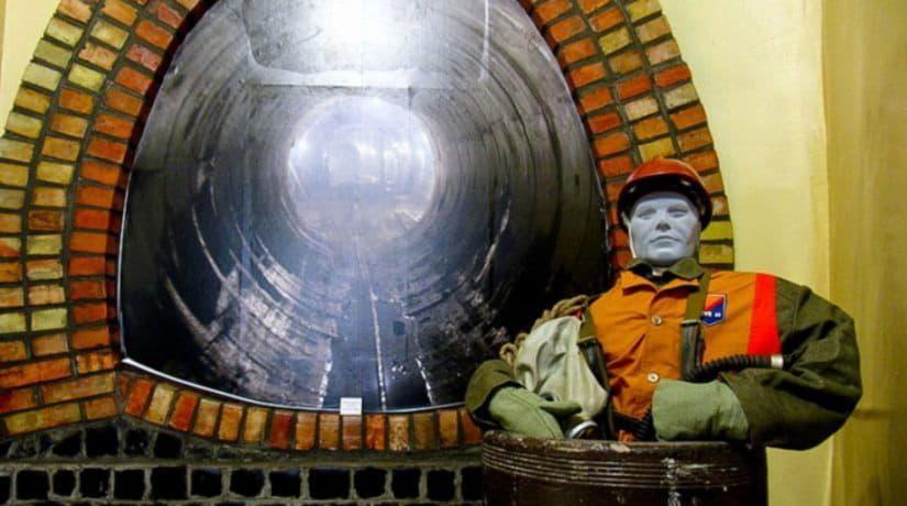 Музей истории канализации готовится принять тысячного посетителя