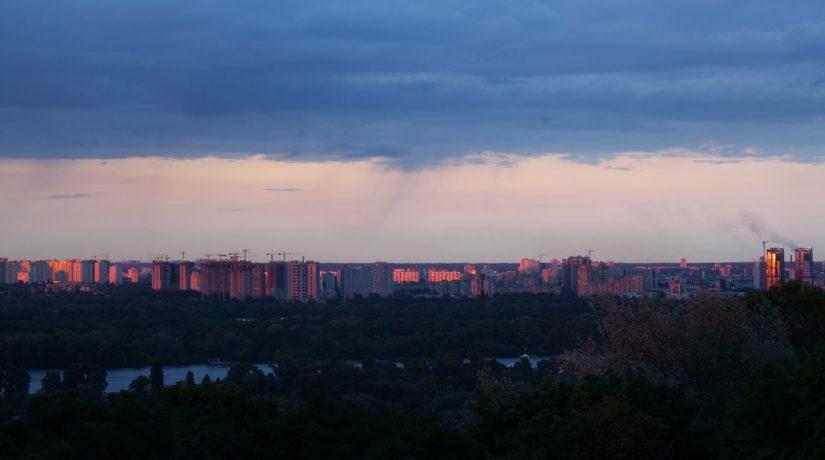 Киев, вид
