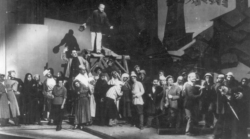 Театр, Березиль, Лесь Курбас