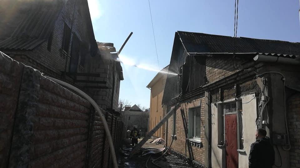 пожар, ул. Живописная