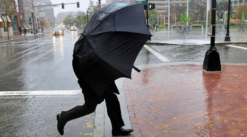 В Киеве ожидается дождь и штормовой ветер