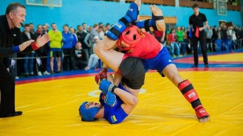 панкратион, спорт, соревнования