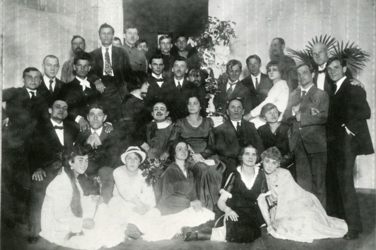 Театр Березиль, Лесь Курбас, Молодой театр