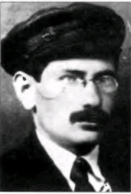 И. И. Сорин, в феврале-марте 1919 г. председатель Киевской ГубЧК