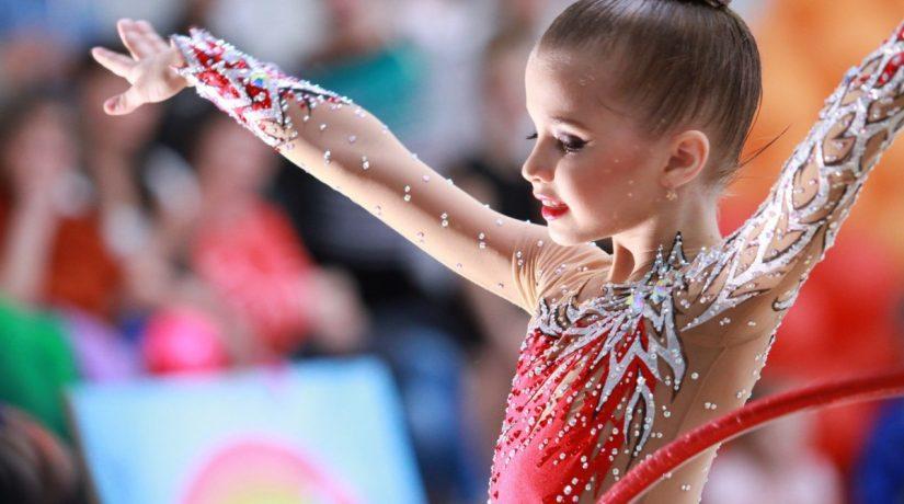 В Киеве пройдут соревнования по художественной гимнастике «Кубок Дерюгиной»