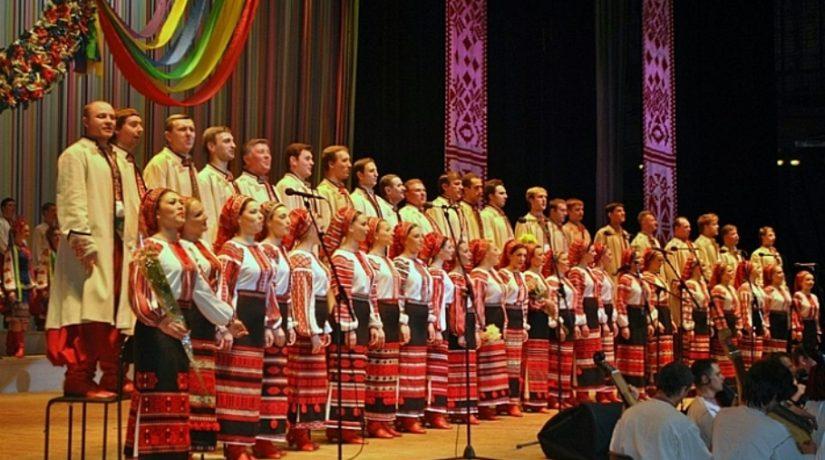В Киеве впервые пройдут международные соревнования хоров
