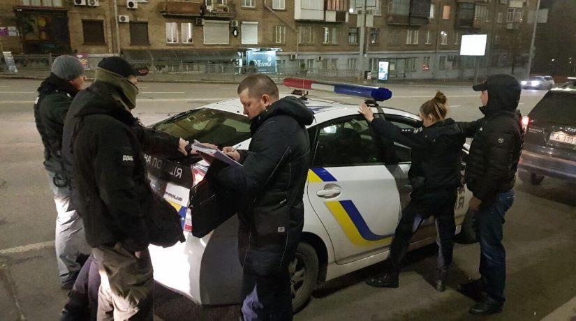взятка полиция