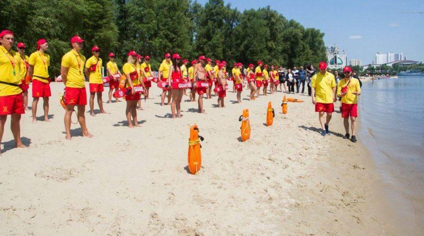 Пляжный патруль объявил набор спасателей