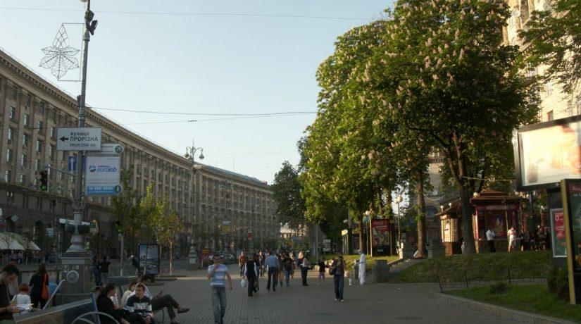 Крещатик, улица Федорова и Южный мост: где ограничат движение транспорта