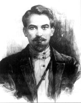 Комендант Киева Н. А. Щорс