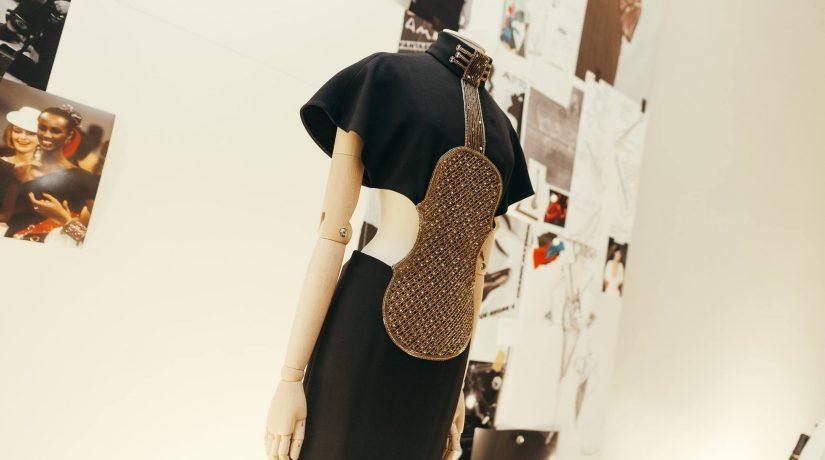 Выставка одежды