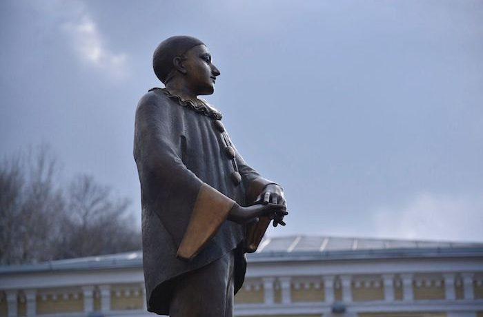 Памятник Вертинскому