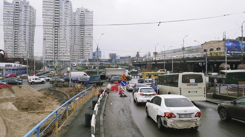 Снос цеха «Большевика» тормозит строительство Шулявского путепровода – Кличко