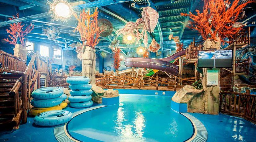 С апреля закрывается аквапарк в ТРЦ Dream Town
