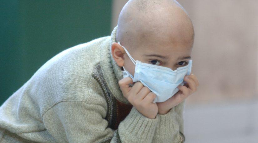 Рак дети