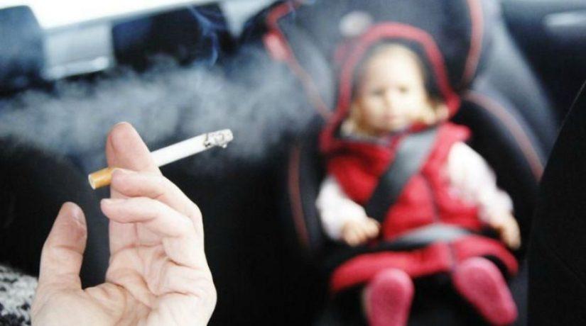 В Киеве стартовала информационная кампания о вреде пассивного курения