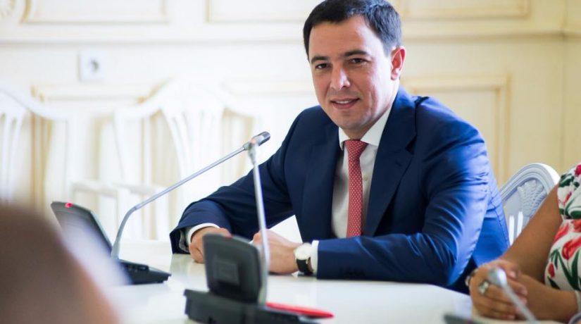 Владимир Прокопив идет на выборы в парламент